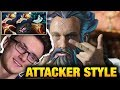 Miracle Dota 2 Kunkka Attacker Style Is The Best mp3