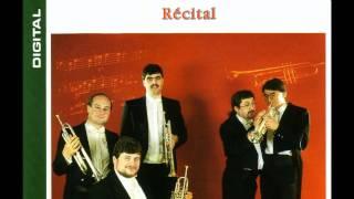 Eutepe. Ensemble de Trompettes de Paris. Canzon Cornetto de Samuel Scheidt