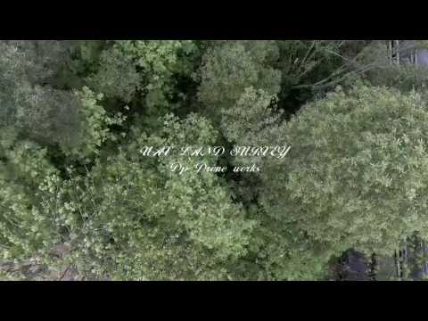 Drone land survey