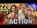Action 2020 New Released Hindi Dubbed Full Movie | Vishal, Tamannaah, Aishwarya Lekshmi, Yogi Babu