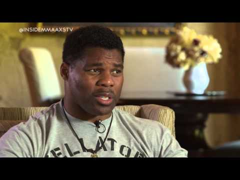 "Herschel Walker Talks Long Martial Arts History and Comeback Full ""Inside MMA"" Interview"