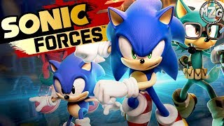 Sonic is DEAD!? - Sonic Forces Gameplay (PS4, Xbox One, Nintendo Switch, PC)
