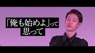 佐藤健×綾野剛、魂の禁断トークを5週にわたって紹介します。 第4回目は...