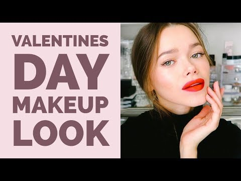 Easy Valentine's Day Look