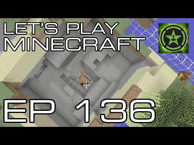 Lets Play Minecraft: Ep. 136 - Mega Dig Part 2