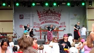 Download lagu Poco-poco dance in Moscow