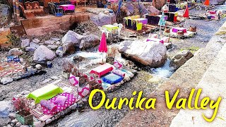Marrakech Ourika Valley l Morocco tourist Attractions l Travel Vlog 2018