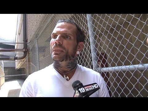 Jeff Hardy on getting suspended from WWE, does he have any regrets?