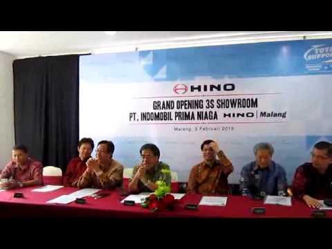 Hino motors 5 youtube for Hino motors marion ar