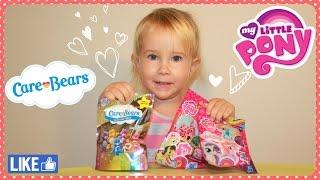 Май Литл Пони пакетики с игрушкой сюрприз распаковка обзор | My little pony Surprise Toys  Blind Bag