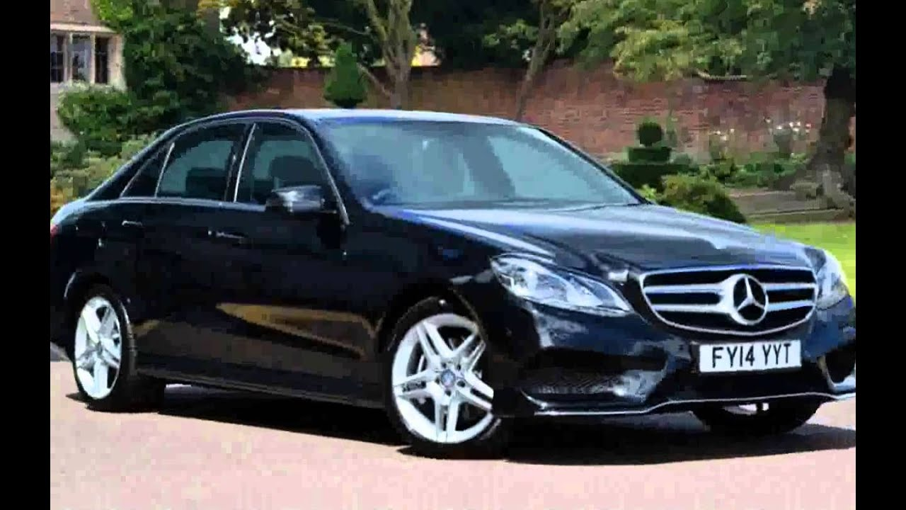 mercedes e class saloon e350 cdi amg line new 2015 youtube. Black Bedroom Furniture Sets. Home Design Ideas