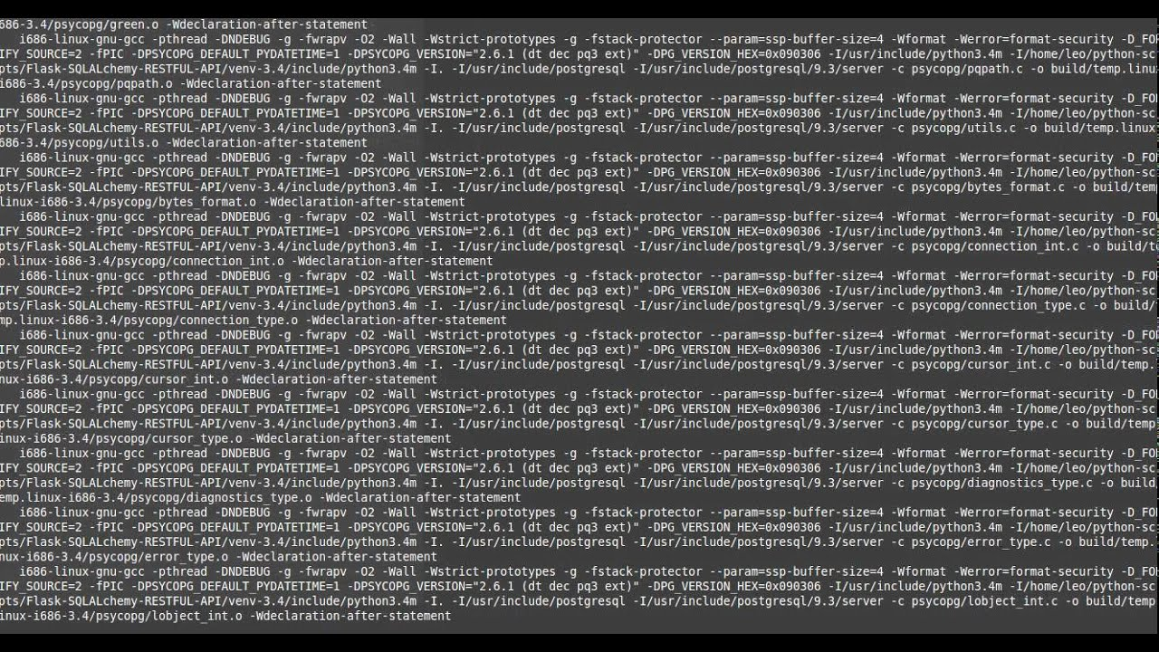 Restful api in python 3 with flask youtube restful api in python 3 with flask malvernweather Images