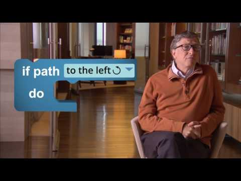 Hour Of Code   Bill Gates Explains If Statements-TMMentors