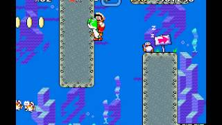 Super Mario World - Donut secret 1 key glitch  - Vizzed.com GamePlay - User video