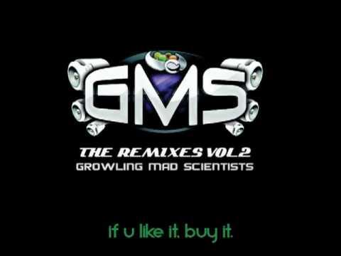 GMS Who Da Funk Feat. Jessica Eve - Shiny Disco Balls (GMS Remix)