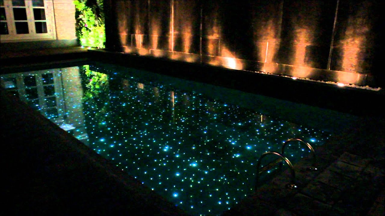 fiber optics lighting for pools fiber optic lighting jakarta youtube. Black Bedroom Furniture Sets. Home Design Ideas