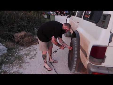 GQ PATROL Beach Driving - Tim's Thicket At Last Light