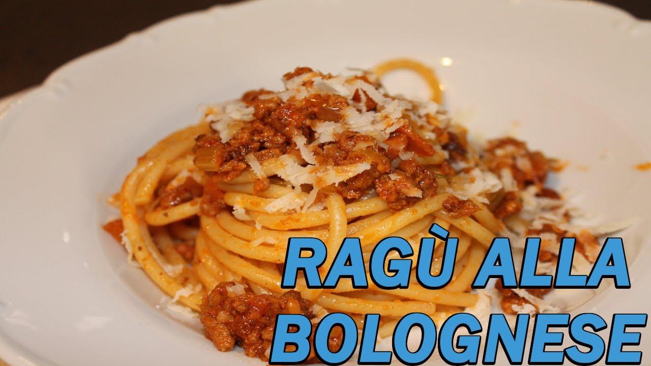 Tutti i segreti per un ragù alla bolognese perfetto ...