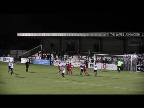 CTTV Highlights: Corby Town 1 - 2 Stourbridge: