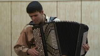Песня для Джо(Р.Гальяно) - исполняет Баянист Вячеслав Абросимов