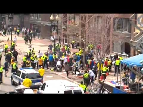 Minute by Minute Look at the Boston Marathon Explosions