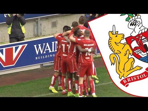 Highlights: Wigan Athletic 0-1 Bristol City