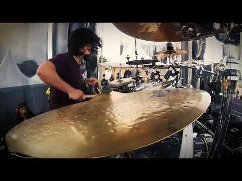 [Drum Cam] BURGERKILL - Air Mata Api (live at JOGJAROCKARTA 2017)