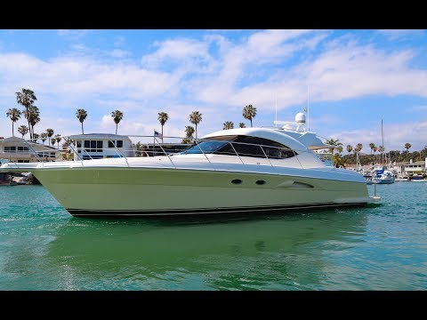 50' Riviera Sport Yacht 2012 For Sale