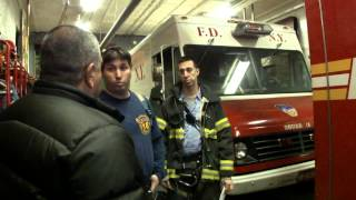FDNY Scuad 18. Cuartel 18 Bomberos de New York