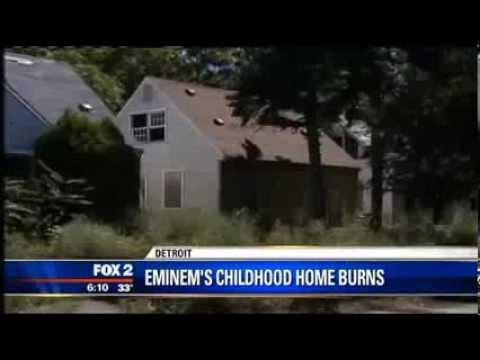Eminem House Inside 2017