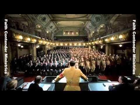 America and Nazi Germany similarities, Hitlers false flag attack, enabling/patriot act, NWO plans.