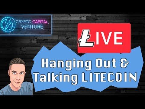 Litecoin Update & Chat