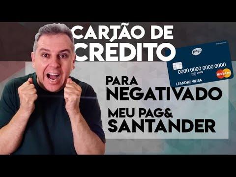 ? CARTÕES DE CRÉDITO PARA NEGATIVADOS NO SPC/SERASA, É VERDADE??