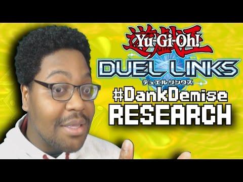 Kinda like a Podcast for Duelist, Duel Link R&D - #DankDemise