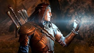 Middle-earth: Shadow of Mordor - The Bright Lord Review (Video Game Video Review)