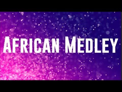 African Medley - Tye Tribbett (Lyrics)