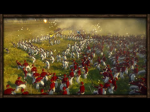 EPIC 12,000 MAN BATTLE FOR THE PRUSSIAN HILLS - Napoleon Total War Gameplay