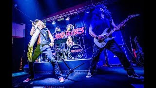 SKID ROSES '80s Hair Band Tribute - Separate Ways (Journey cover)