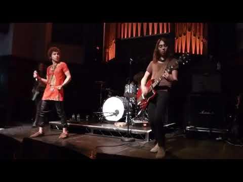 Talk On The Street   Greta Van Fleet @ St Lukes Glasgow 01042018