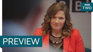 Claudia Winkleman is leaving Strictly - W1A: Episode 5 Preview - BBC Two