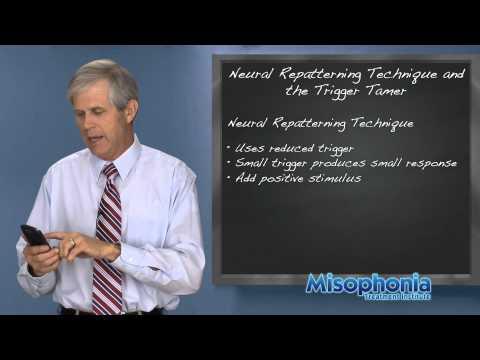 Misophonia Treatment - NRT and Trigger Tamer App