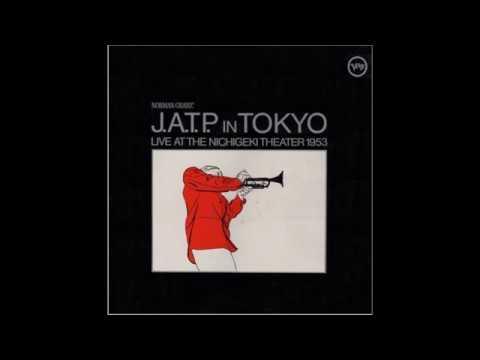 J.C.Heard Drum Solo(Up)- J.A.T.P. In Tokyo