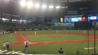 2017年7月11日西武vsロッテ @メットライフドーム バックネット裏.