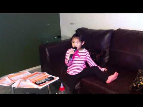 Lina karaoke ba oi ba , ca nha thuong nhau ,ba thuong con