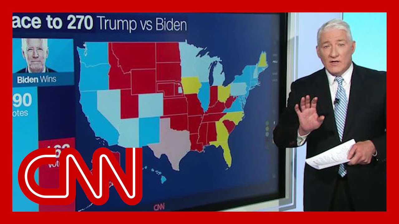 Cnn S John King Has Slept 6 5 Hours Since Tuesday S Election Los Angeles Times