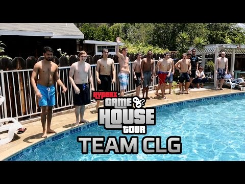 CLG HyperX Gaming House Tour