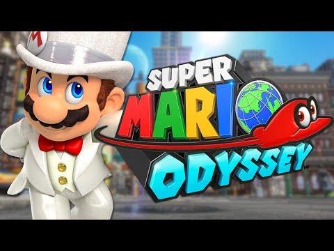 Super Mario Odyssey Retrospective