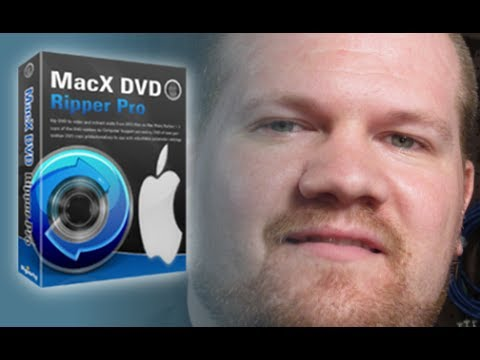MacX DVD Ripper Pro Review - YouTube