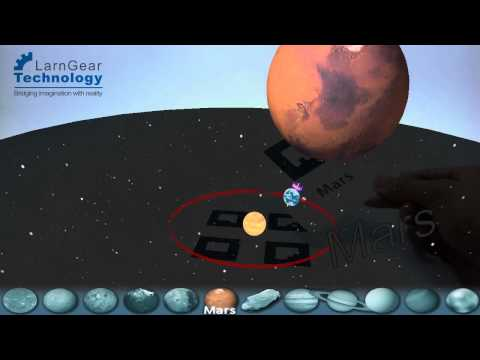 Solar System: Augmented Reality (AR) Learning Gear - Science Series
