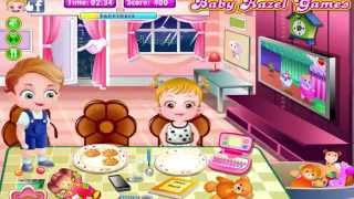 Baby Hazel Dining Manners English Movie Kid Game Dora The Explorer Compilation